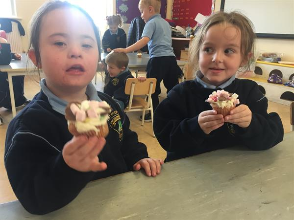 Memories of Junior Infants 2019/2020